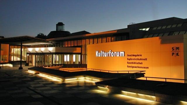 Museum dan Galeri Nasional di Berlin