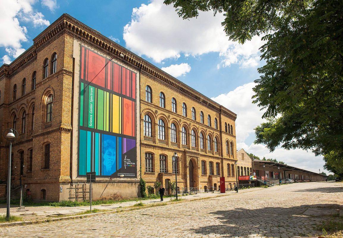 Museum Teknologi dan Science Center Spectrum di Berlin