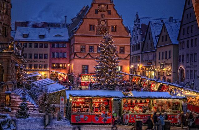 Pasar Natal Terbaik di Jerman